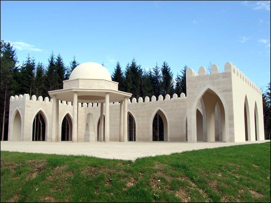 Denkmal der Kolonialsoldaten
