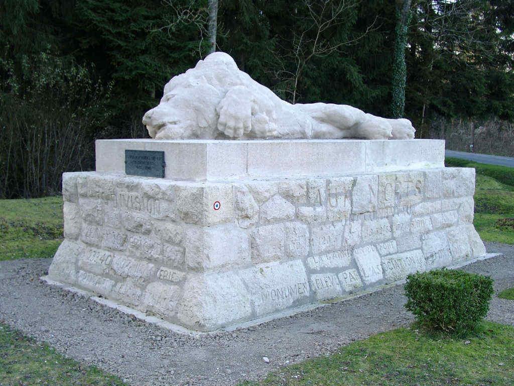 Löwe von Verdun