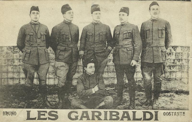 Die Garibaldi Brüder