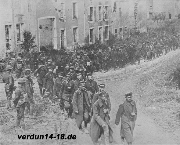Deutsche Gefangene