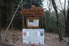 Der Sergeant York Trail