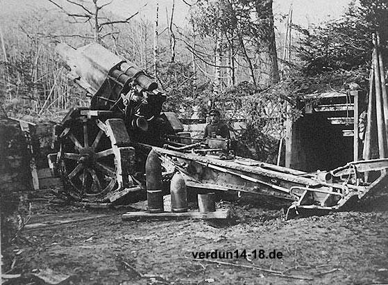 210mm-Mörser