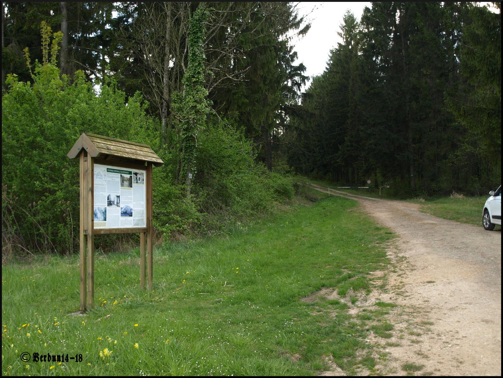 Zwischenwerk Bezonvaux
