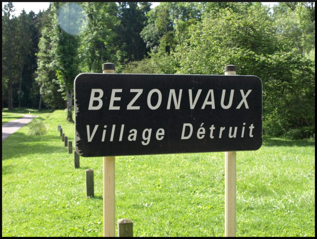 Bezonvaux