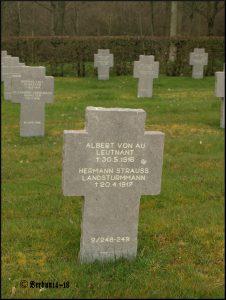 Soldatenfriedhof Chestres