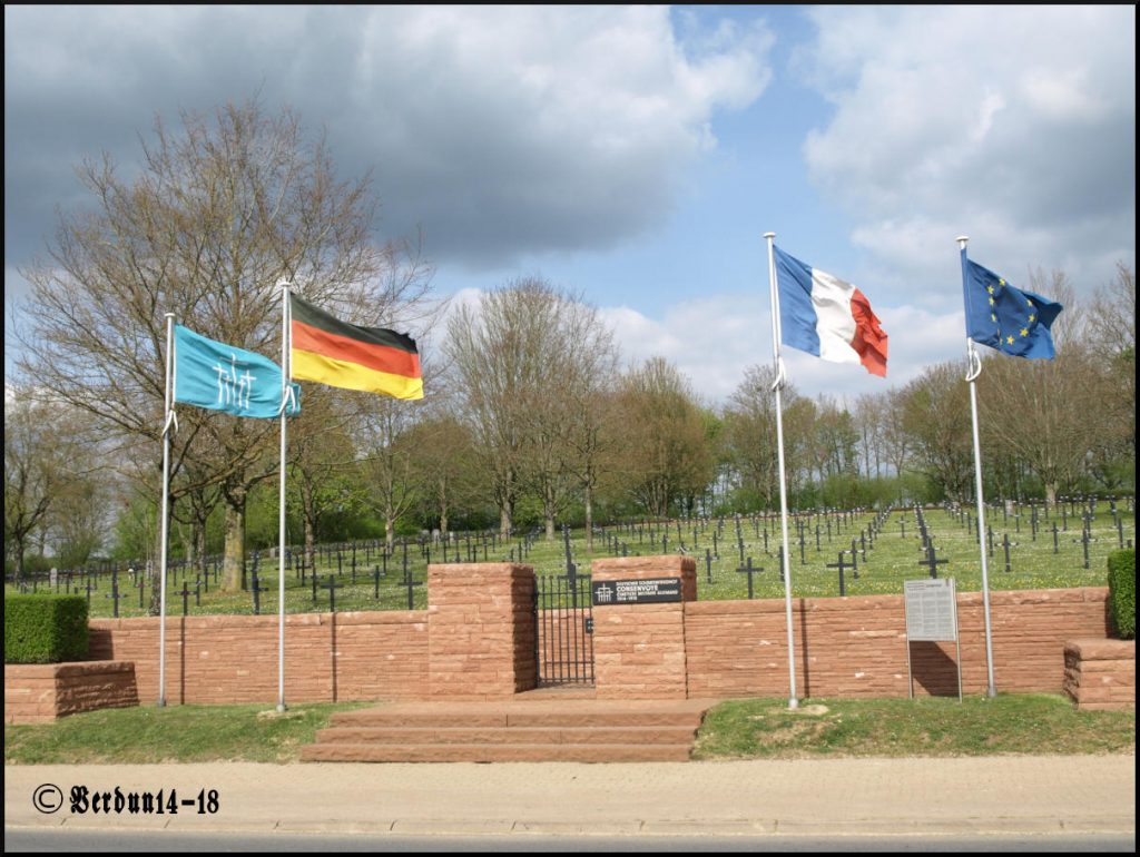 Soldatenfriedhof Consenvoye