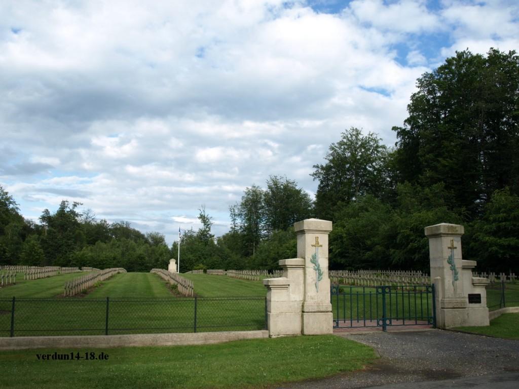 Friedhof La Forestière