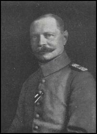 Major von der Gablentz