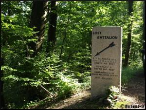 Gedenkstein Lost Battalion