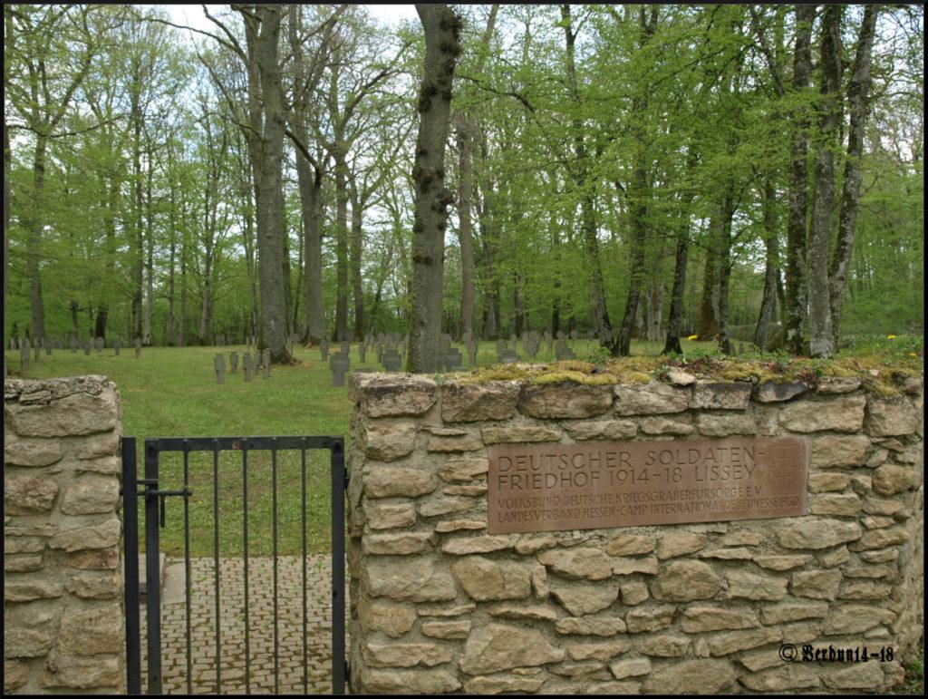 Kriegsgräberstätte Lissey