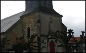 Kirche in Varennes