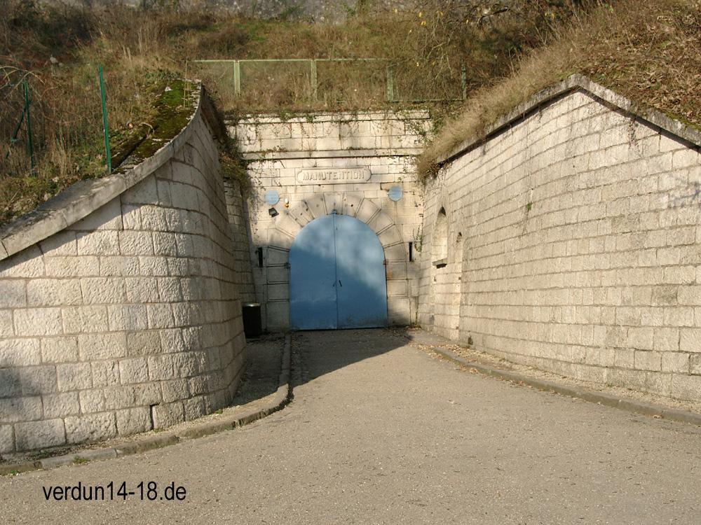 Verdun Zitadelle